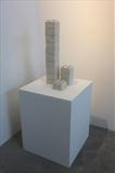 & Counting Towers (MA Show 2013) by Jenny George, Sculpture
