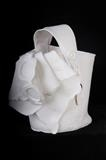 Bag with scarf by Jenny George, Ceramics