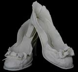 Sensible Shoes by Jenny George, Ceramics, High Fired Porcelain