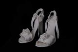 The Posh Sandals by Jenny George, Ceramics, High Fired Porcelain