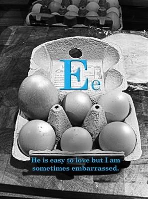 E by Jenny George, Photography